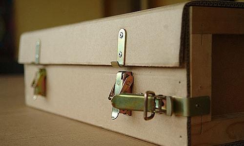 caisse wrap carton fermeture