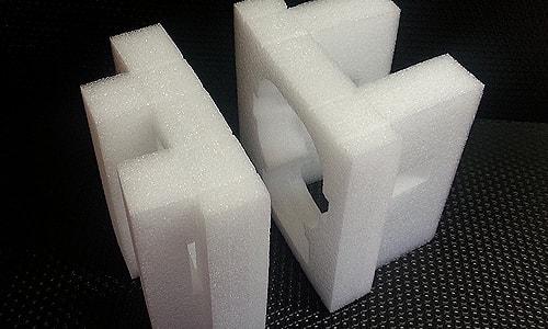 mousse polyethylene frame double