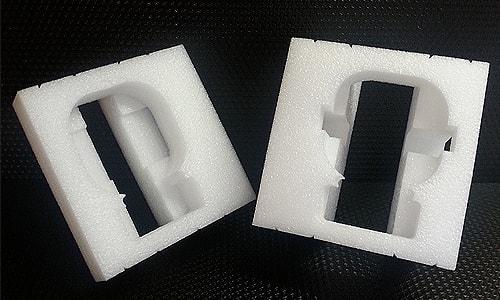 mousse polyethylene frame identique