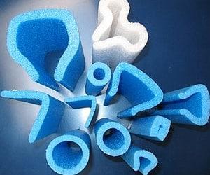 profiles mousse bleu