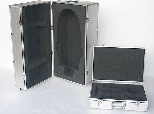 valise contenant optique